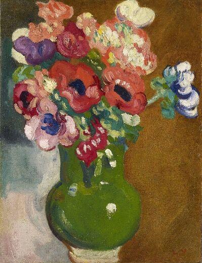 Louis Valtat, 'Vase d'anémones', 1913