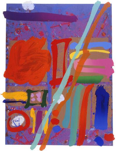 Albert Irvin RA, 'Kepler I', 1998