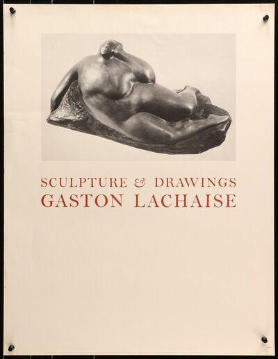 Gaston Lachaise, 'Gaston Lachaise', 1960