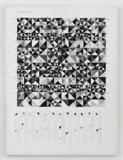 Leslie Roberts, 'REGRETTABLY', 2017