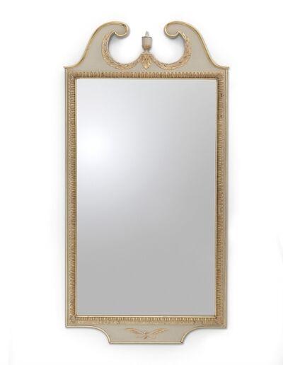 Paolo Buffa, 'A wall mirror', early 1950's