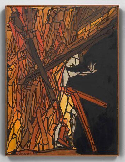Adrian Piper, 'Over the Edge', 1965/67