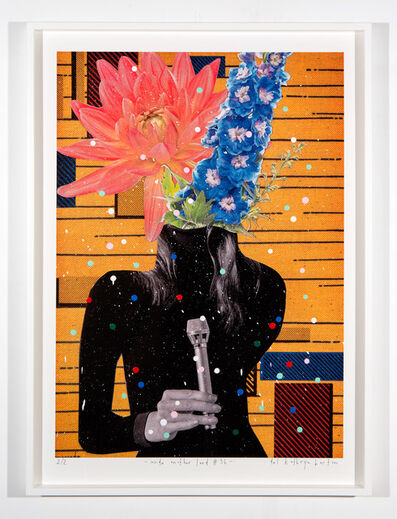 Del Kathryn Barton, 'inside another land #36', 2016