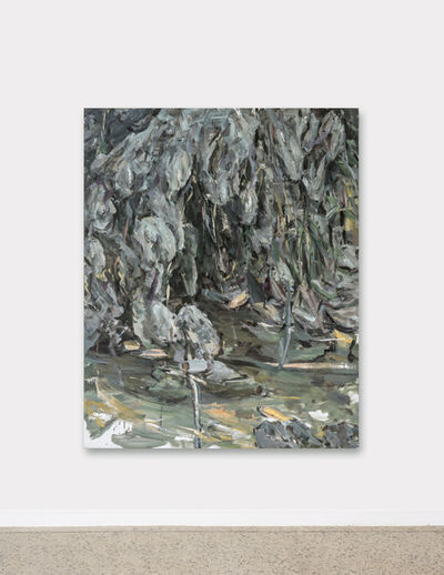 Jang Jae Min, 'Odd Stone 흘러내린 돌', 2018