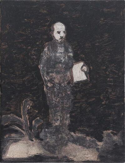Wang Yabin, 'Long Night', 2016