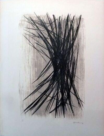 Hans Hartung, 'L10 ', 1957