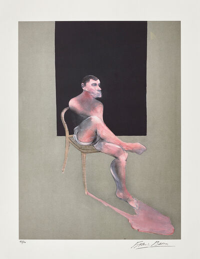 After Francis Bacon, 'Portrait of John Edwards', 2002