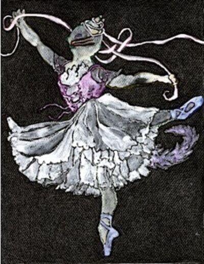 Eleanor Hubbard, 'Georgiana: From the International Cat Ballet Series', 2008