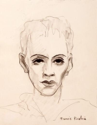 Francis Picabia, 'Portrait d'homme', 1940