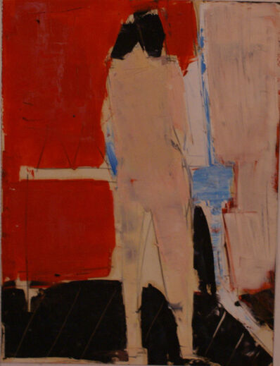 Peter Kinley, 'Standing Figure', ca. 1962