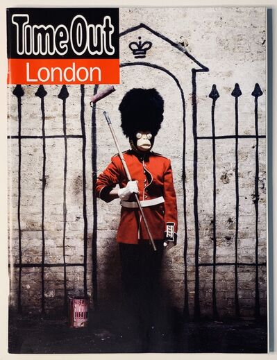 Banksy, 'Time Out London - Banksy Special Issue', 2010