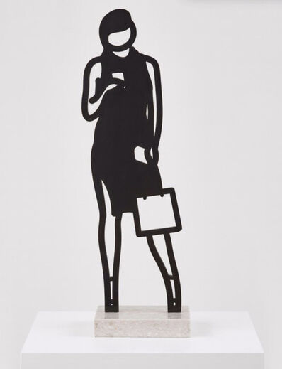 Julian Opie, 'Telephone', 2018