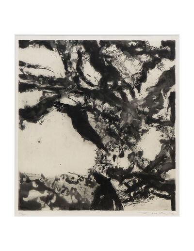 Zao Wou-Ki 趙無極, '無題 Untitled', 1992