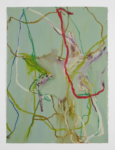 Anastasia Pelias, 'Automatic (green, red, multi)', 2008