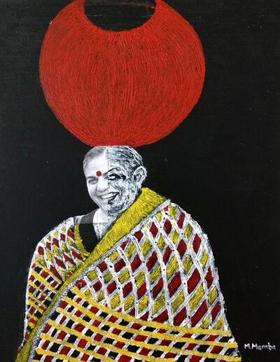 Mesuli Mamba, 'Shiva', 2019