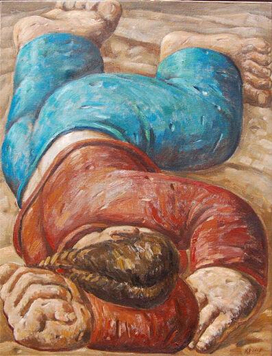 Guan Jian, 'Land of Rejuvenat 睡 ', 2005