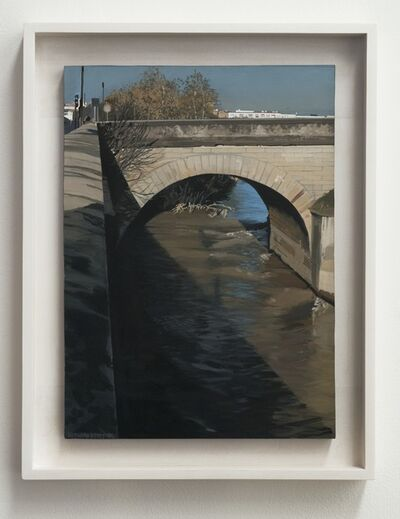 Richard Estes, 'Under the Bridge', 1999