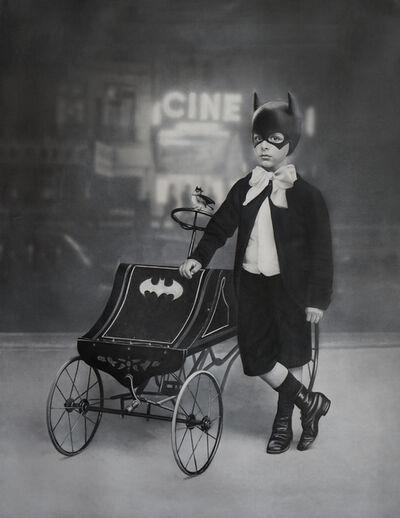 Zoé Byland, 'Boy and Batmobile', 2019