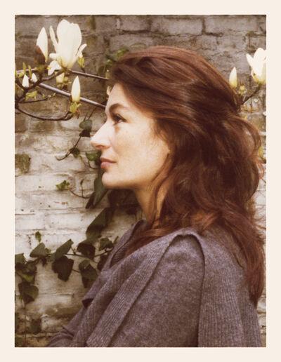 Antonio Lopez, 'Anouk Aimee', 1975