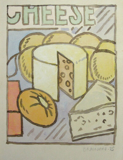 Joe Brainard, 'Untitled (Cheese)', 1975