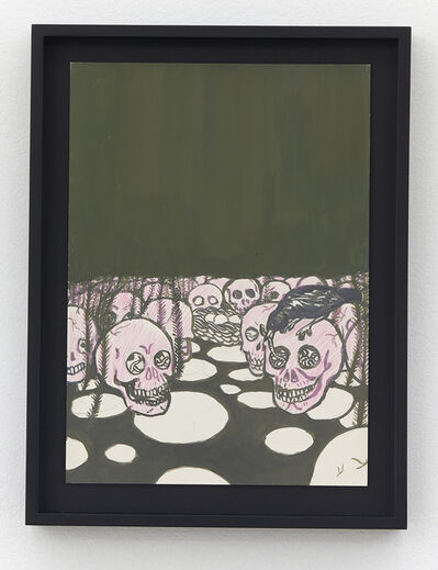 Aleksandra Waliszewska, 'Untitled (Scull and Worms)', 2010-12