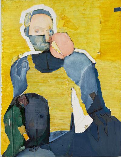 Magnus Plessen, 'Untitled', 2019