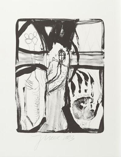 Jonathan Meese, 'Die Erntegöttin', 2003