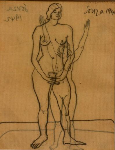 Francis Newton Souza, 'Untitled', 1945