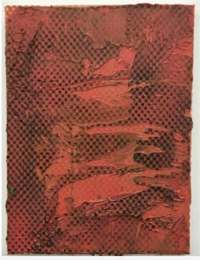 Paul Amundarain, 'Grid Painting', 2015