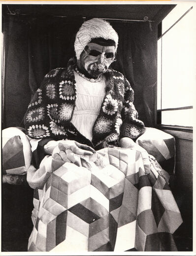 Jann Haworth, 'Old Lady II', 1965