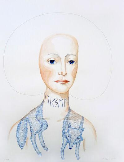 Anne Siems, 'Vixen', 2020