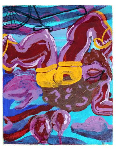 Keisha Prioleau-Martin, 'Falling Floating 2', 2021