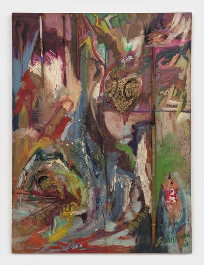 Carolee Schneemann, 'J. & C.', 1962