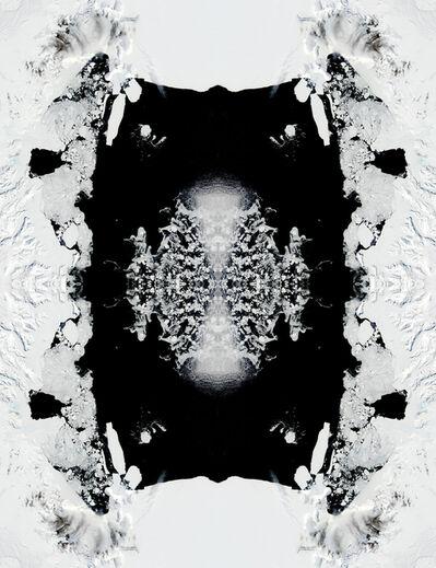 Iñigo Manglano-Ovalle, 'ICEBERG B15 (12/30/03 21:00 GMT)', 2010