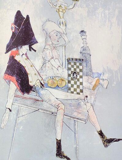 Jean Jansem, 'Le petit soldat, ', 1993