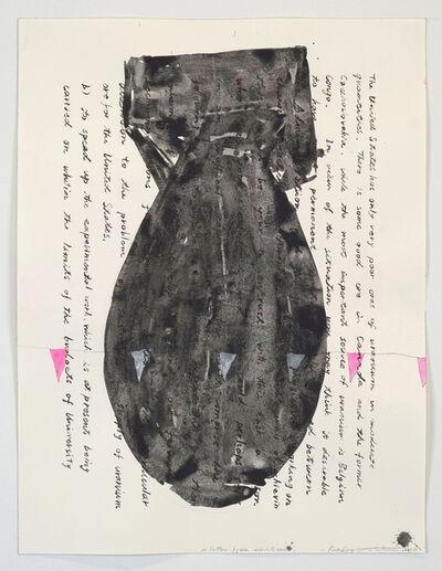 Takashi Kuribayashi, 'The Dead Line - Fat Boy Nagasaki', 2015