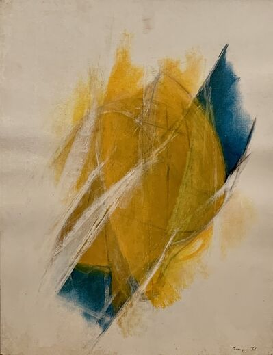 Cleve Gray, 'Ceres 1', 1966