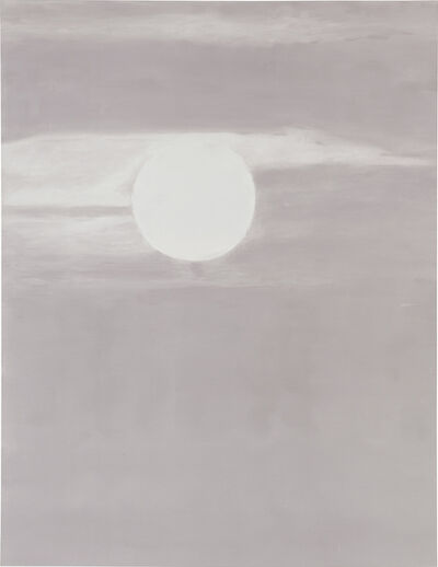 Luc Tuymans, 'Sunset', 2002