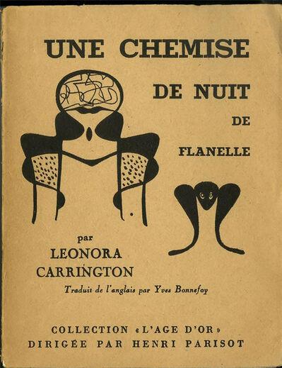Max Ernst, 'Une Chemise de Nuit de Flanelle', 1951