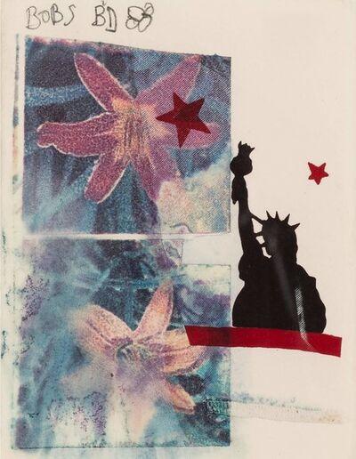 Robert Rauschenberg, 'Untitled (Bob's B'D)', 1988
