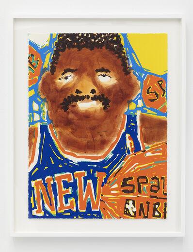 Koichi Sato (b. 1974), 'Basketball', 2020