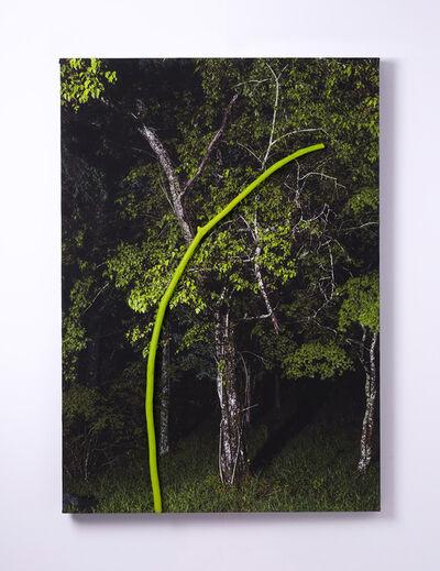 Yasuo Kiyonaga, 'REAL_03', 2020
