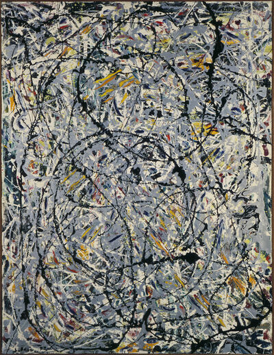 Jackson Pollock, 'Watery Paths', 1947