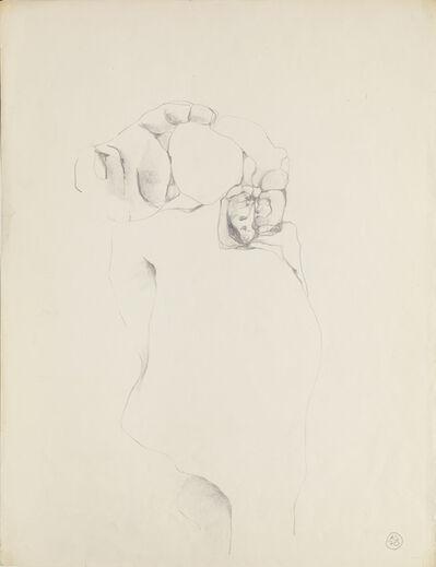 Alina Szapocznikow, 'Paysage humain ', 1970