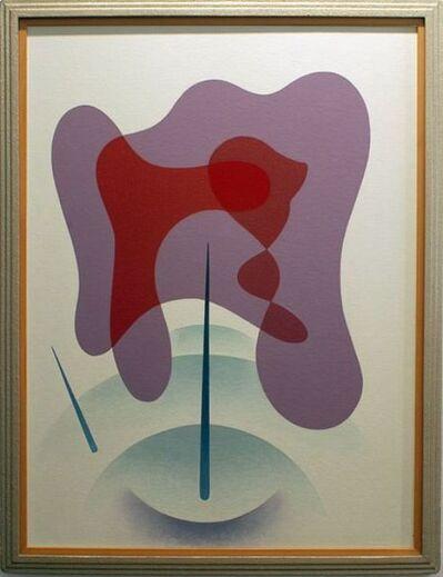 Raymond Jonson, 'Oil #6', 1942
