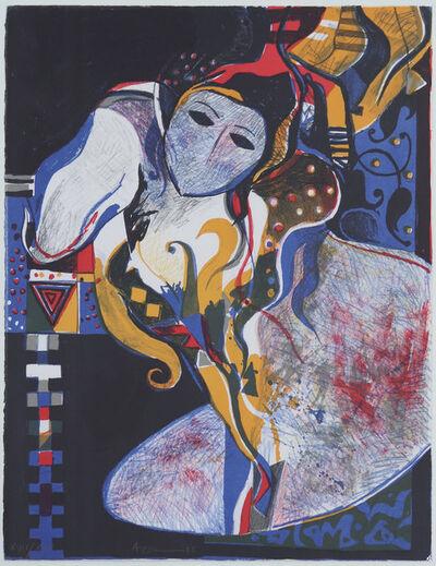 Dia Azzawi, 'Untitled', ca. n/a