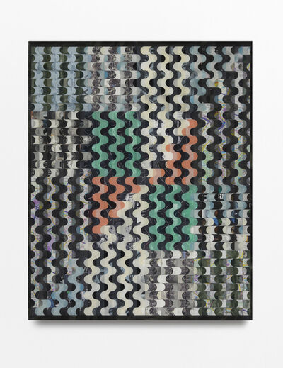 Matthias Bitzer, 'Body of water', 2016