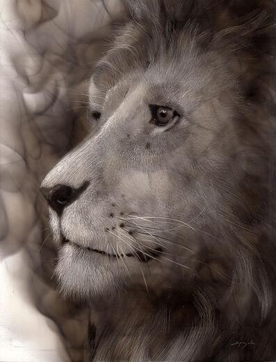 Steven Spazuk, 'Lion', 2021