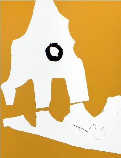 Robert Motherwell, 'Untitled from Ten Works + Ten Painters', 1964
