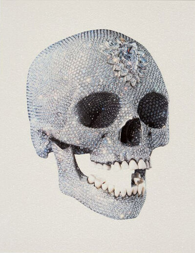 Damien Hirst, 'For the Love of God (3/4) ', 2011